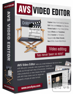 AVS Video Editor 6.5.1.246 RePack by MKN