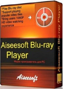 Aiseesoft Blu-ray Player v.6.2.36 Portable