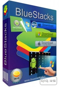 BlueStacks HD App Player Pro 0.8.6.3059M + Root (2014|ML|RUS)