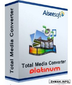 Aiseesoft Total Media Converter Platinum 6.3.50.23355 + Русификатор + Portable