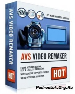 AVS Video ReMaker v.4.1.4.150 Portable