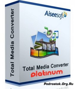 Aiseesoft Total Media Converter Platinum 6.3.50.23355 DC 31.03.2014 Rus Portable
