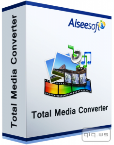 Aiseesoft Total Media Converter Platinum 7.1.28 (2014/ML+RUS)