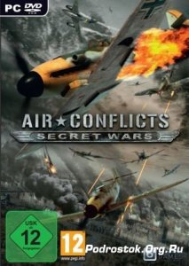 Air Conflicts: Secret Wars (2014/Rus/Eng/Repack by Ultra)