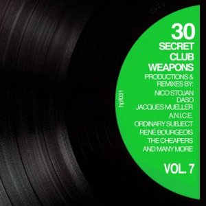 30 Secret Club Weapons Vol 7 (2014)