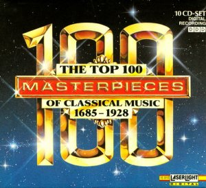 The Top 100 Masterpieces of Classical Music (1685-1928) (1991)