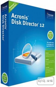 Acronis Disk Director 12.0.3219 Final RePack by KpoJIuK (RUS/ENG)