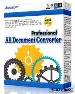 Aostsoft All Document Converter Professional 3.9.2