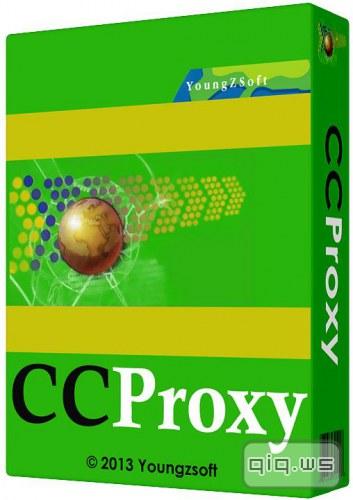 Скачать бесплатно CCProxy 8.0 Build 20140504 (RUS) CRACK. CCProxy - достат