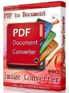 Aostsoft PDF to Document Image Converter Pro 3.9.1 (Cracked)