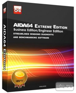 AIDA64 Extreme | Engineer | Business | Network Audit Edition 4.60.3100 Final RePack/Portable by KpoJIuK