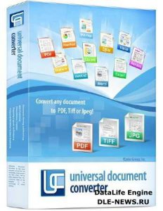 Universal Document Converter 6.4.1407.18180 [MUL | RUS]