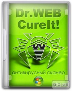 Dr.Web CureIt! 9.1.1.07170 (DC 03.08.2014)  Portable [Mul | Rus]