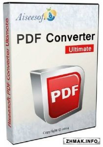 Aiseesoft PDF Converter Ultimate 3.2.16.29444 + Русификатор