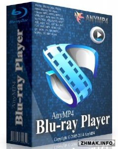 AnyMP4 Blu-ray Player 6.0.62.29491 + Русификатор