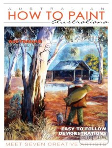 Australian How To Paint - Issue 10 2014