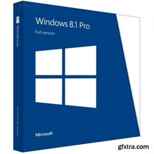Windows 8.1 PRO  x64 English PreActivated (August 2014)