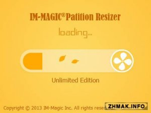 IM-Magic Partition Resizer 2.1.1 Professional Edition
