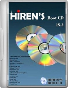 Hiren's BootCD 15.2 Rus by lexapass *test* 26.08.2014