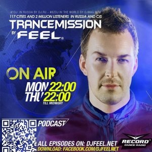 DJ Feel - TranceMission (25-08-2014)