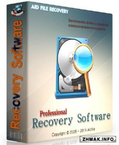 Aidfile Recovery Software Professional 3.6.6.1