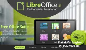 LibreOffice 4.3.1 Stable + Help Pack [MUL | RUS]