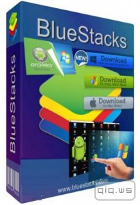 BlueStacks HD App Player Pro v0.9.2.4061. Mod + Root + SDCard (Android 4.4.2 Kitkat)