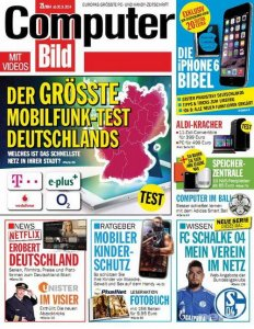 Computer Bild №21 (September 2014) Germany