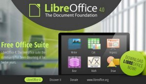 LibreOffice 4.3.3 Stable + Help Pack (2014) RUS
