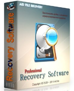 Aidfile Recovery Software Professional 3.6.6.9