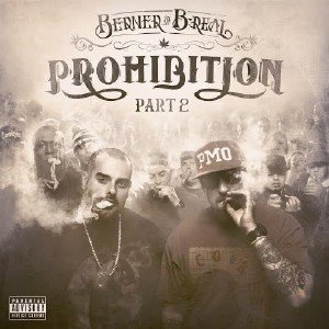 B-Real (Cypress Hill), Berner - Prohibition 2 (2015)