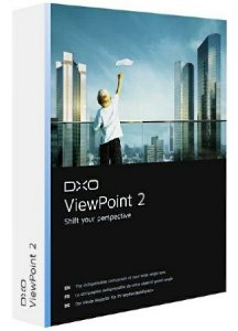 DxO ViewPoint 2.5.4 Build 46