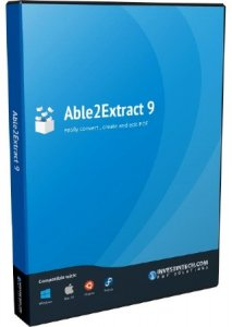 Able2Extract PDF Converter 9.0.9.0 Final