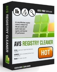 AVS Registry Cleaner 2.3.5.262