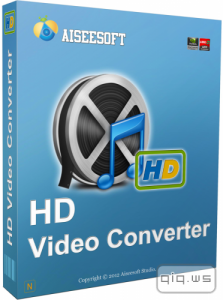 Aiseesoft HD Video Converter 6.3.86 + RUS