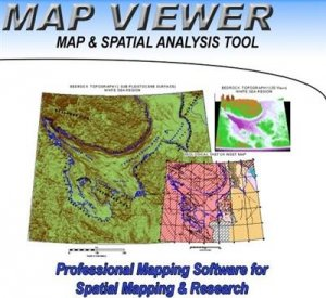 Golden Software MapViewer.8.2.277