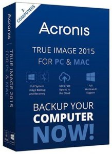 Acronis True Image 2015 18.0 build 6525 (2015) RePack by FanIT