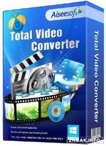 Aiseesoft Total Video Converter 8.1.6 + Русификатор