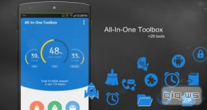 All-In-One Toolbox (Cleaner) Pro v5.2.1 Final + Plugins [Android]