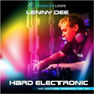 Producer Loops Lenny Dee Hard Electronic MULTiFORMAT DVDR-DYNAMiCS