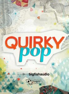 Dieguis Productions and Big Fish Audio Quirky Pop