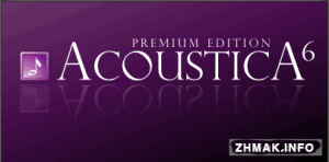 Acoustica Premium Audio Editor 6.0 Build 19