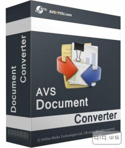 AVS Document Converter 3.0.1.237 (2015|Rus|Eng)