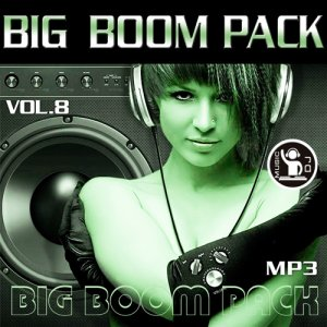 Big Boom Pack Vol.8 (2015)