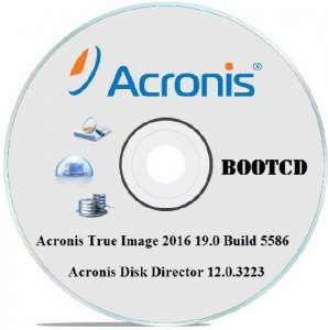 Acronis BootCD WinPE10-Based by Sergei Strelec (2015/RUS)