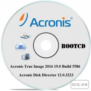 Acronis BootCD WinPE10-Based by Sergei Strelec (2015/RUS/ENG)