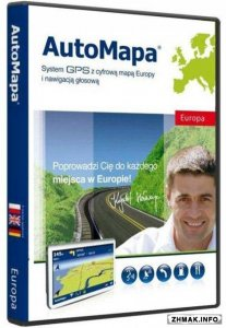 AutoMapa 6.18.0.2611 EU-1509 for Windows Mobile/WinCE/Windows PC
