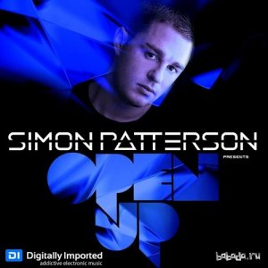Open Up Mixed By Simon Patterson Episode 139 (2015-10-01)
