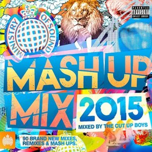 Ministry Of Sound: Mash Up Mix (Mixed by The Cut Up Boys) (2015)