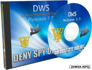 Destroy Windows 10 Spying 1.5.0 Build 475 Portable